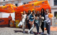 Fanta sampling – Osijek