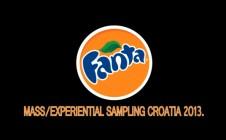 Fanta Mass/Experiential Sampling Croatia 2013. Overall