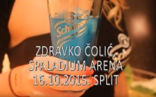 Zdravko Čolić powered by Schweppes