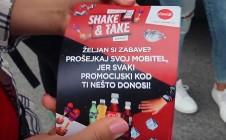 Shake&Take sampling