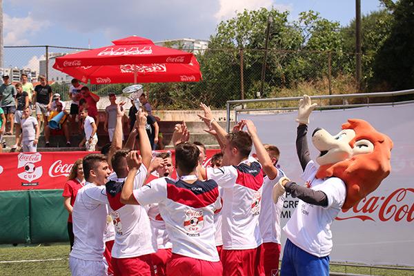 Državno finale Coca-Cola Cup-a u Splitu