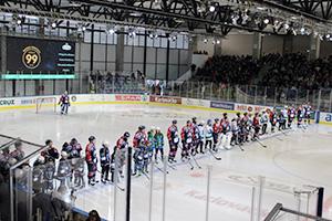 Merkur osiguranje – KHL Medveščak – Graz 99ers