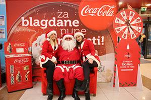 Djed Mraz nastavlja sa darovima