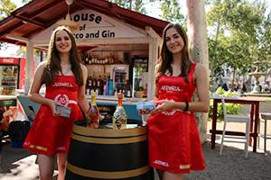 Ljeto na Zrinjevcu – Astoria Wines & Panarea gin by Roto Dinamic